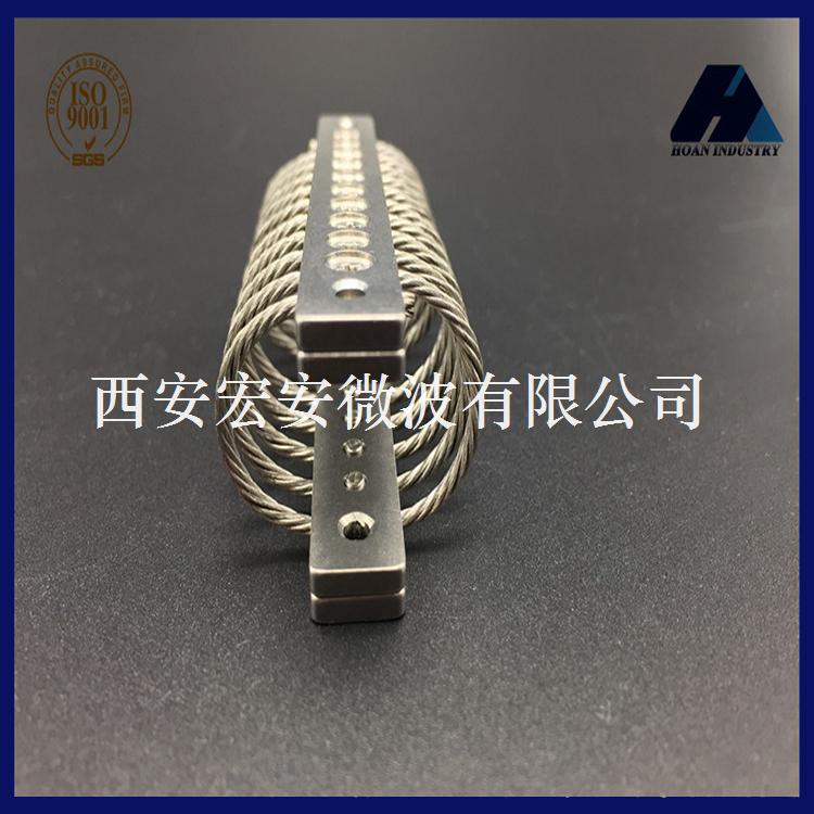 测量仪器减震缓冲JGX-0160D-2.7A型钢丝绳隔振器