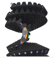twisterband HD——狭小空间中的旋转运动