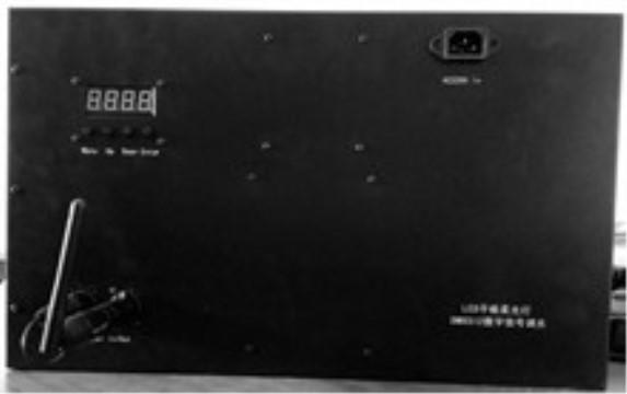 LED平板柔光灯(无线遥控)