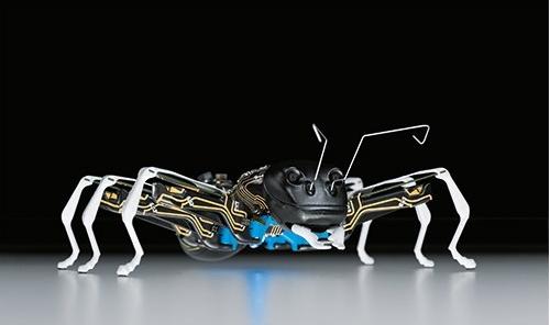 全新仿生机器人,无需视觉也能像猎犬一样灵活敏捷