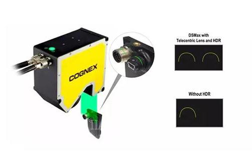 康耐视全新推出DSMax3D激光位移传感器,可实现采集3D图像
