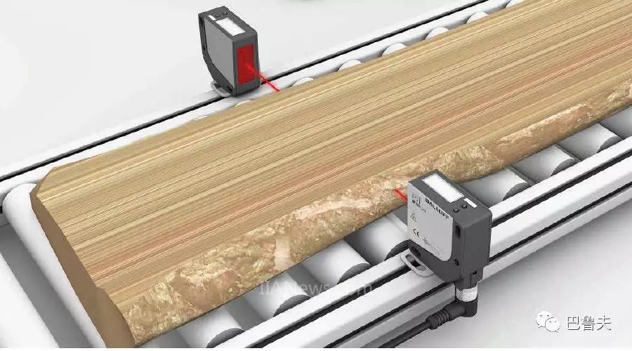 巴鲁夫推出高精度、智能性的光电测距传感器BOD24K