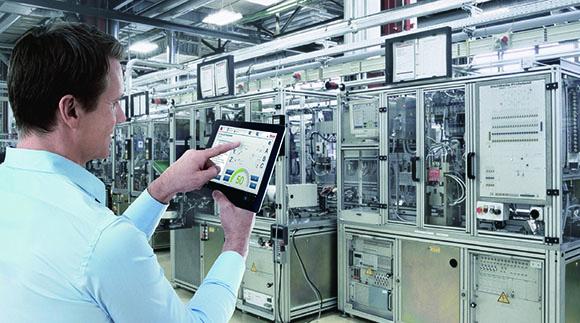 无需外部PLC——工业4.0时代下的智能驱动