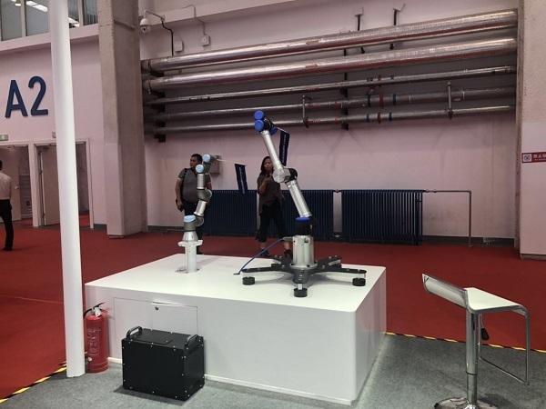 2018世界机器人大会15日上午在京开幕