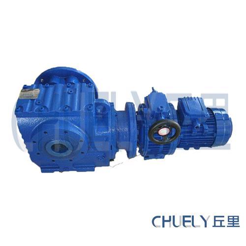SA57-30-Y2.2KW-270-M1硬齿面减速机 丘里SA57减速器