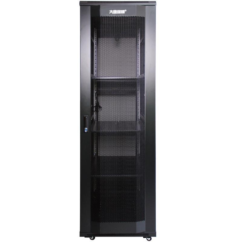 供应大唐保镖网络服务器机柜2米42u高
