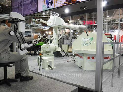 C位出道!——川崎机器人工博会预告第一弹