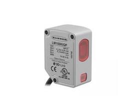 邦纳全新LM系列激光测量传感器