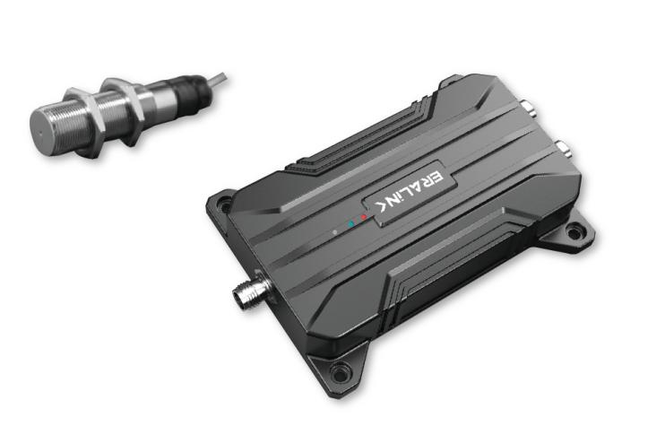 RFID工业级高频读写器分体式探头采集