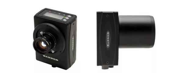 邦纳VE智能相机引导机器人抓取应用