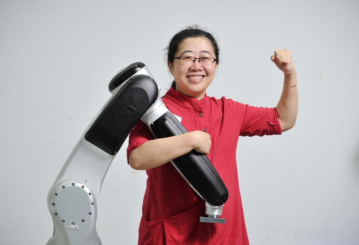 李群自动化:成为世界级轻量机器人领军者  ——访李群自动化总经理石金博