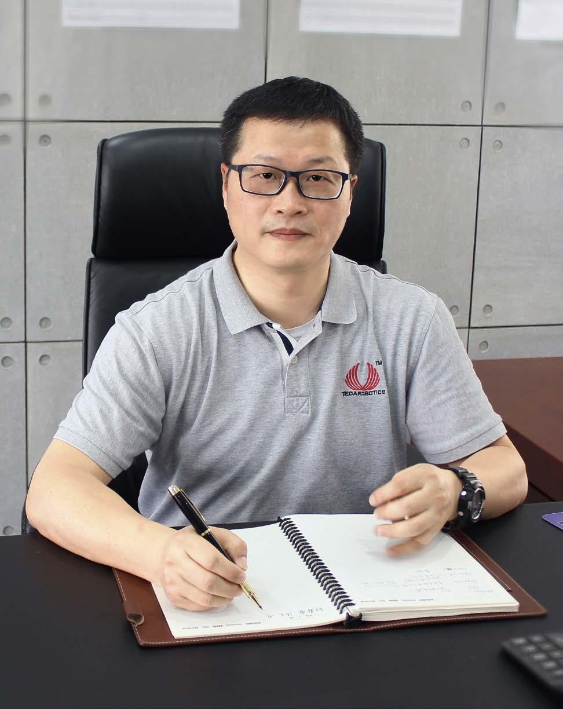 专注专业,创新机器人制造工艺与应用拓展  ——访深圳市泰达机器人有限公司总经理陈大立