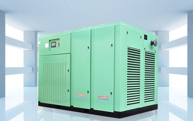 往复式空压机中高压变频器的运用