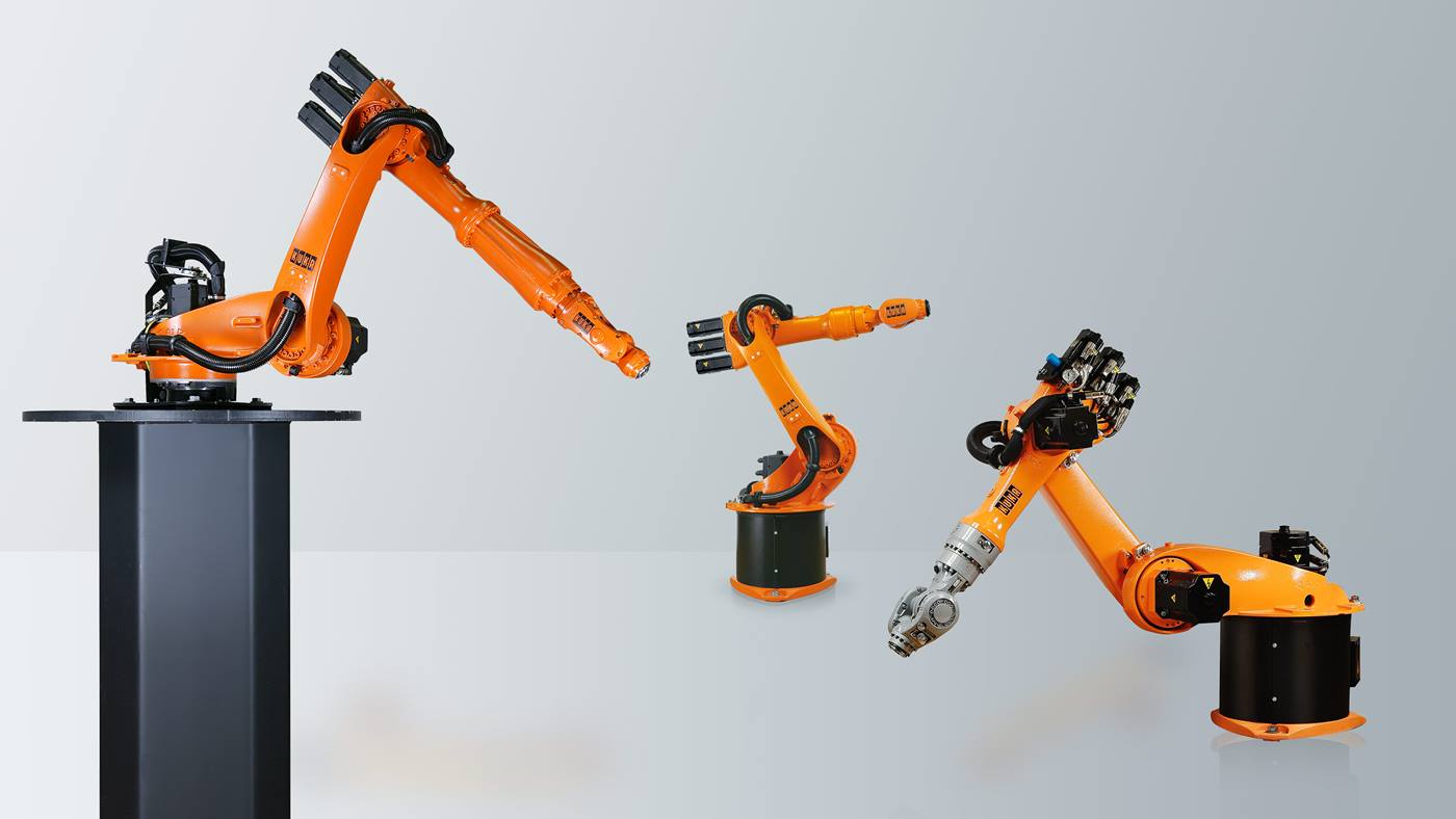 """美的聘2500机器人上岗,""""机器代人""""大潮被演绎到极致"""