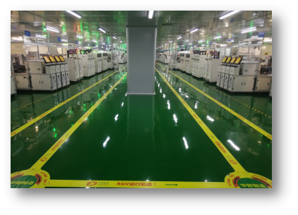 基于机器视觉与工业机器人应用技术的3C产品无人化智慧生产检测线