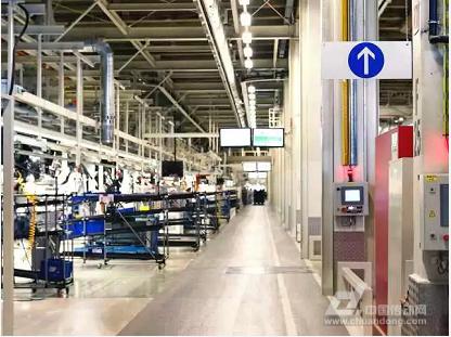 奥迪进入电动车时间,布鲁塞尔工厂电机制造曝光