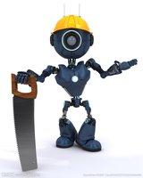 机器人渗透到各处,与人类并肩工作