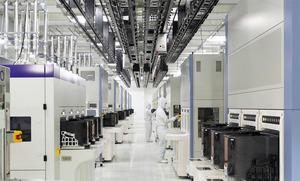 3DNAND产能再增,东芝存储与西数合资的日本晶圆厂开幕