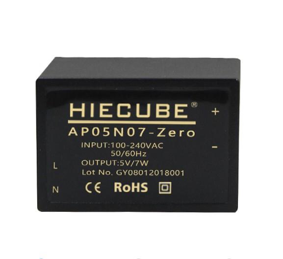 acdc降压稳压模块220V转5V7W智能家居开关电源模块