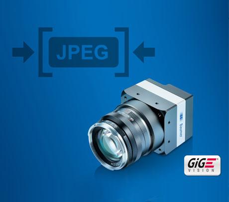 堡盟推出集成JPEG图像压缩技术的全新GigE相机