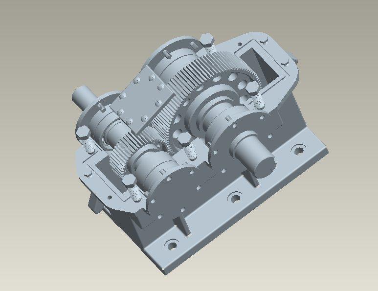 FF157平行轴减速机 价格合理 质量可靠