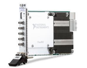 NI宣布推出全新的FlexRIO收发器,以满足高带宽雷达系统的原型验证和测试需求