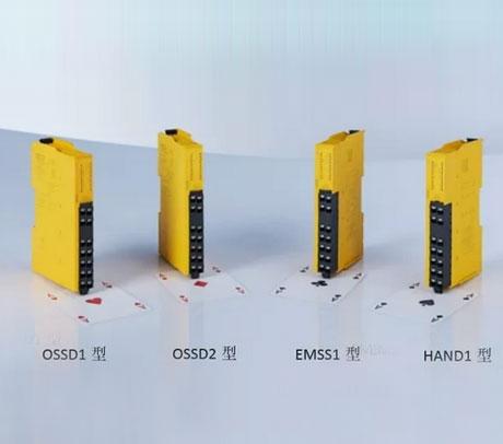 西克ReLy新一代安全继电器