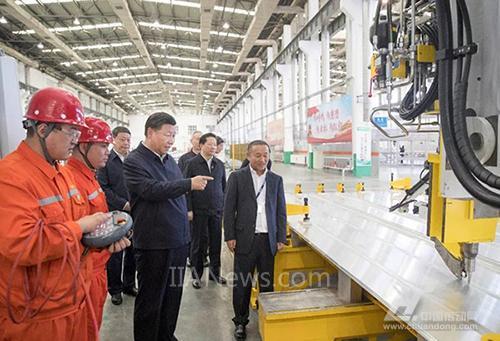 伊萨智能技术促进中国民营经济和工业制造业发展