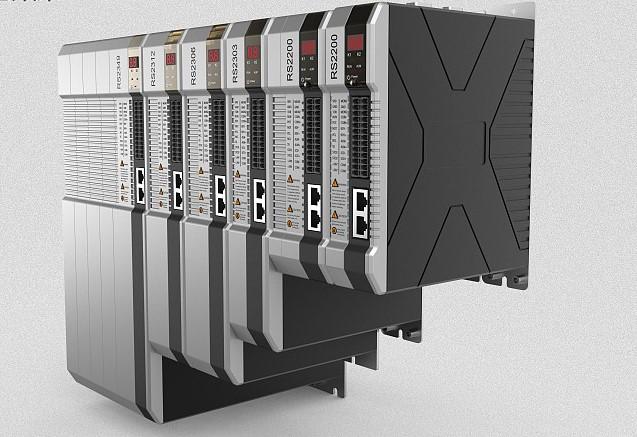 智能伺服在高速不干胶贴标机上的应用