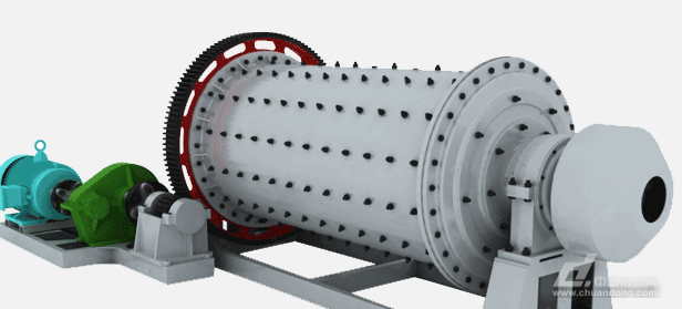 荥矿机械1.8m×4.5m铅锌矿球磨机成功发往西藏中瑞矿业