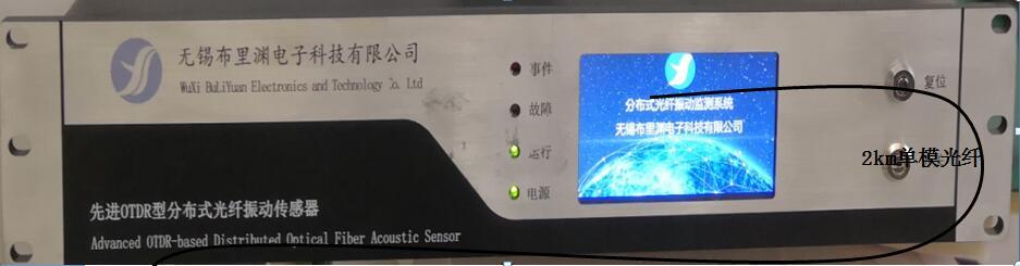 分布式声波传感系统DAS