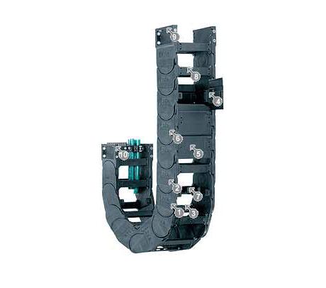 15050系列拖链,每个链节可在两侧打开