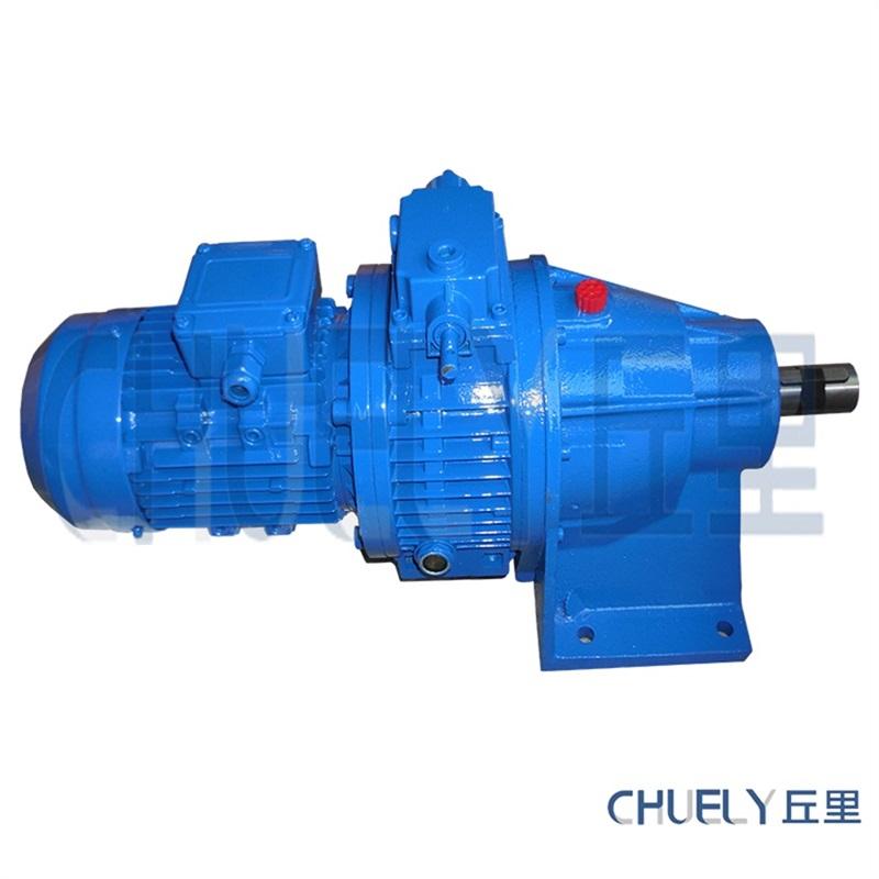 JWB-1.1X-25D卧式摩擦式变速机