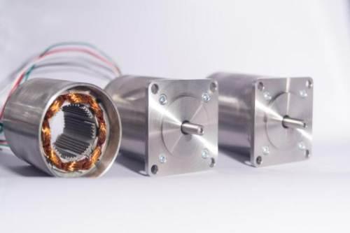 耐高低温步进电机 两相混合式步进电机 可配高低温减速机