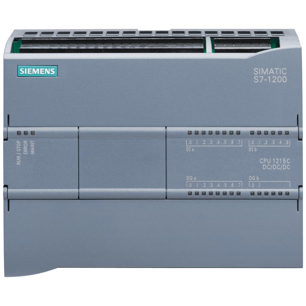 西门子CPU 1214C   DC/DC/Rly,14输入/10输出,集成2AI