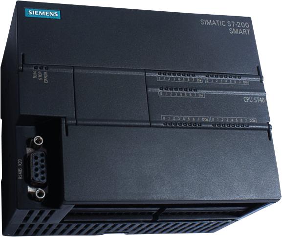西门子ST40CPU模块24 输入/16 输出晶体管