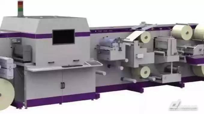 世界第一台Cloud标签印刷机落户茉织华