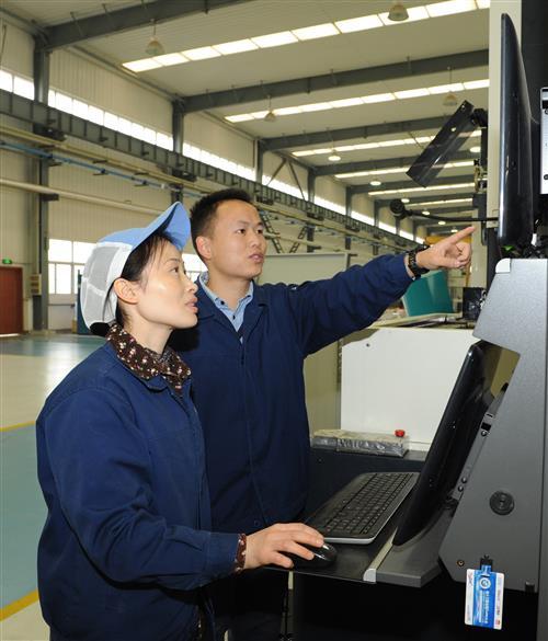 许昌烟草机械烟枪核心零件实现自主生产