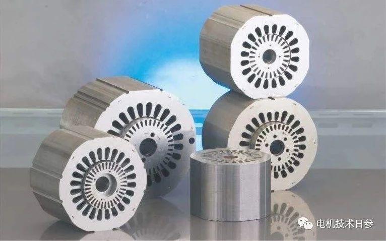 电机铁芯制造工艺的突破和进步