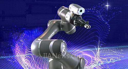 欧姆龙发布协作机器人TM系列新品——人类与机器的完美契合