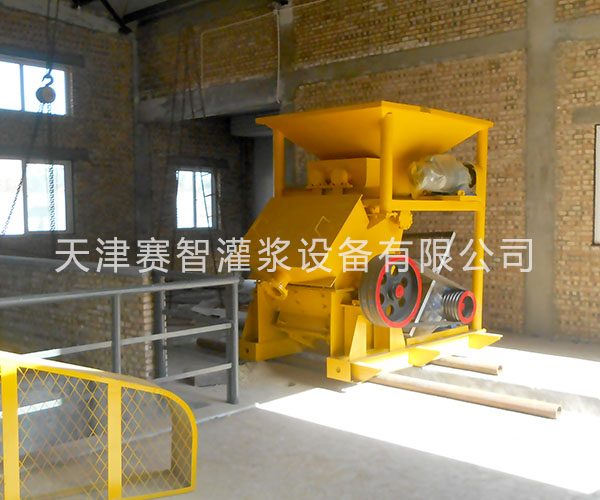 黄泥灌浆防灭火系统黄泥注浆装置制浆站 天津赛智