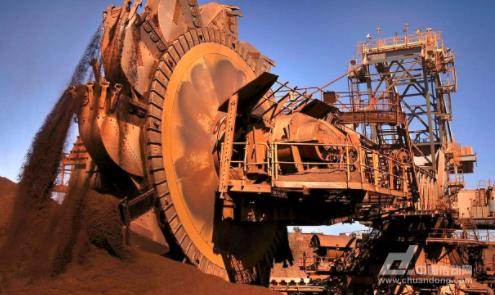 """中国五矿进博会""""豪气""""采购,与淡水河谷、铜业集团签署协议"""