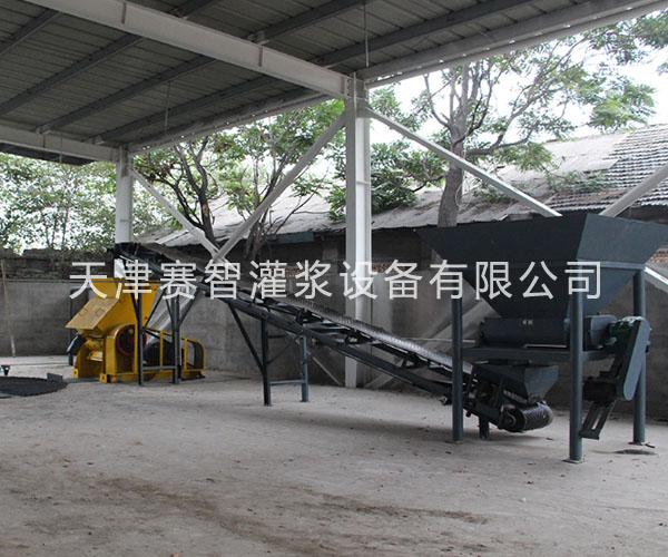 黄泥灌浆站控制系统黄泥防灭火注浆工程 天津赛智