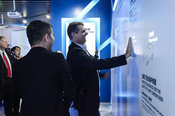 德国工业4.0专家到访森赫电梯,共话电梯智能制造未来