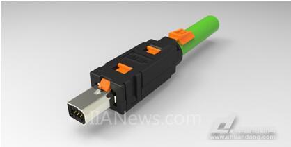 TEConnectivity应用Cat6A技术开发MiniI/O连接器系统,提供可靠的连接