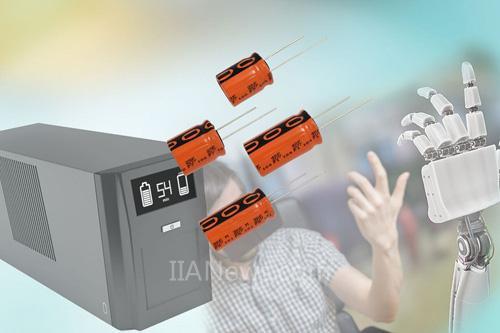 Vishay推出适用于恶劣环境的新型高压储能电容器—可提供2000小时的使用寿命