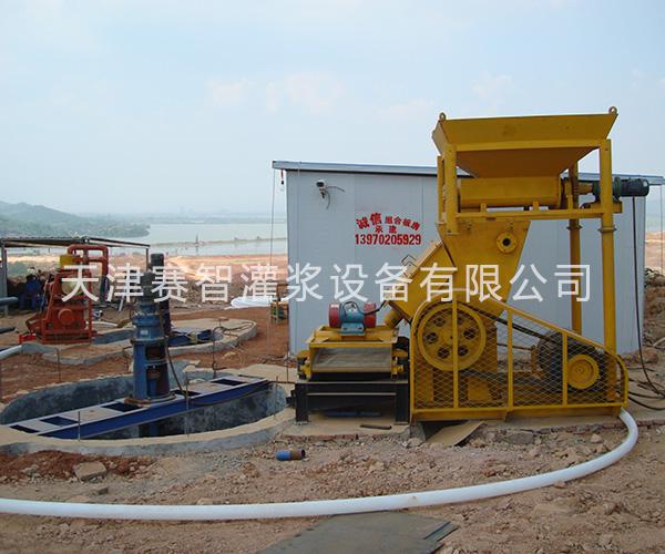 整套煤矿注浆黄泥灌浆站防灭火设备 天津赛智