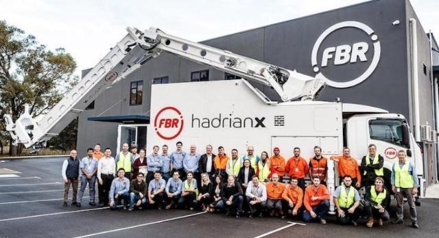 澳洲建筑机器人大展身手!3天盖好54平米房子