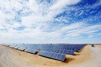 晶科能源联手施耐德为埃及捐献一座55kW离网光伏电站