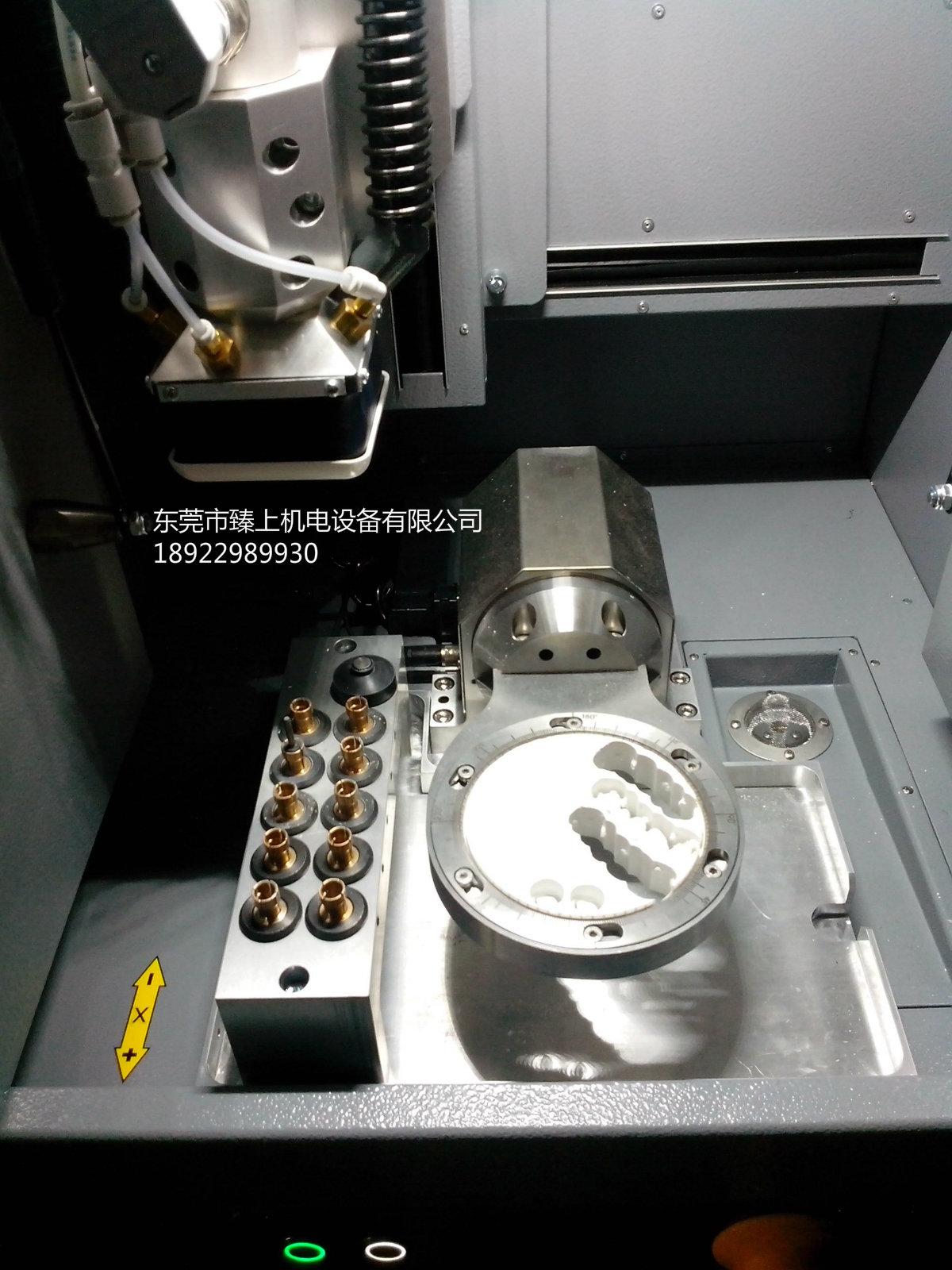 德国jager牙科雕铣机主轴 义齿雕刻加工氧化锆CAD/CAM加工高速电主轴